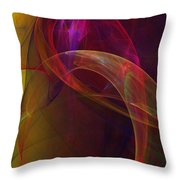 Dreams Of Fish And Other Things Throw Pillow