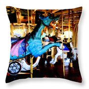 Dreams Take Flight Throw Pillow