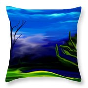 Dreamscape 062310 Throw Pillow