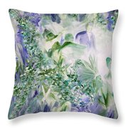 Dreamscape 2 Throw Pillow