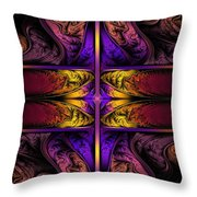 Dreamstate Alpha Throw Pillow