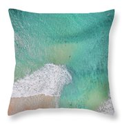 Dreamy Pastels Throw Pillow