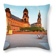 dresden 'II Throw Pillow