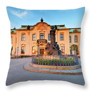 dresden 'III Throw Pillow