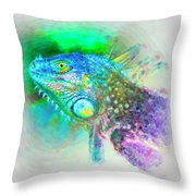 Dressed To Kill Throw Pillow