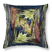 Dried 2 Throw Pillow