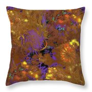 Dried Delight 2 Throw Pillow