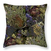 Dried Delight Throw Pillow