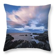 Drifting Clouds II Throw Pillow