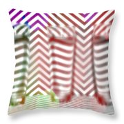 Drinking Games Throw Pillow