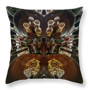 Drinks Throw Pillow
