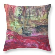 Drive By Innocents Throw Pillow