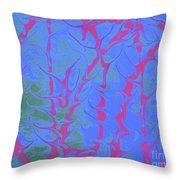 Drive Naked - V1rse88 Throw Pillow