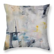 Driving Force - Story Of A Love Throw Pillow