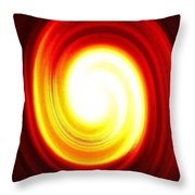 Driving Force Throw Pillow