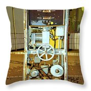 Droid 2 Throw Pillow