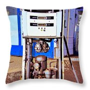 Droid 3 Throw Pillow