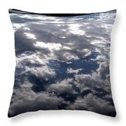 Drop Everything - Let's Roll Throw Pillow