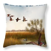 Drop On In-jp2780 Throw Pillow