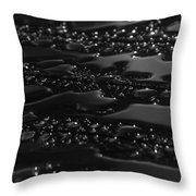 Drops Of Wonder Throw Pillow