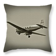Drover Built In 1951 Throw Pillow