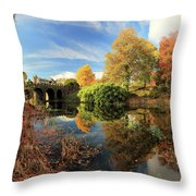 Drummond Garden Reflections Throw Pillow