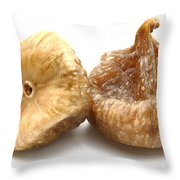 Dry Figs Throw Pillow by Gaspar Avila
