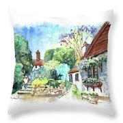 Dunster 15 Throw Pillow