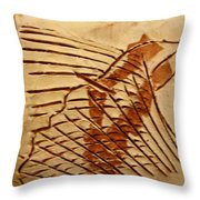 Dube - Tile Throw Pillow