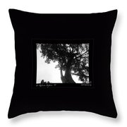 Dubignon Tree Throw Pillow