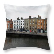 Dublin_2 Throw Pillow