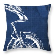 Ducati multistrada 1200 blueprint 3 of 3 t shirt for sale by pablo ducati multistrada 1200 blueprint 3 of 3 throw pillow malvernweather Images