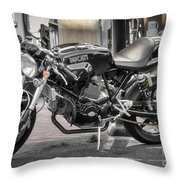 Ducati Sport 1000 Throw Pillow