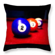 Duces  Throw Pillow