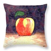 Duchess Apple Two Throw Pillow