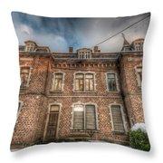 Duchess Full Frontal  Throw Pillow