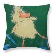 Duckling 2 Throw Pillow