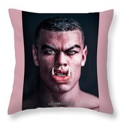 Dudley O'shaughnessy Throw Pillow