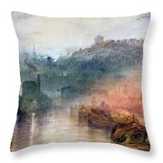 Dudley Worcester Throw Pillow