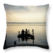 Duemmer See Throw Pillow