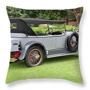 Duesenberg Model A Throw Pillow