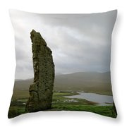 Duirinish Stone Throw Pillow