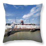 Duke Of Lancaster 3 Throw Pillow