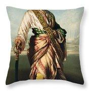 Duleep Singh, Maharajah Of Lahore Throw Pillow