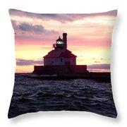 Duluth Dreaming Throw Pillow