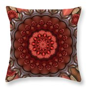 Dumpster To Lily Pads Throw Pillow