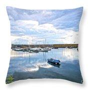 Dun Laoghaire 36 Throw Pillow