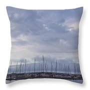 Dun Laoghaire 45 Throw Pillow