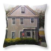Duncan Homestead Throw Pillow