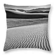 Dunes Details Throw Pillow